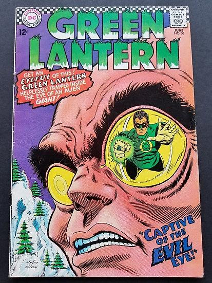 Green Lantern (1960-1988 1st Series DC) #53 VF-