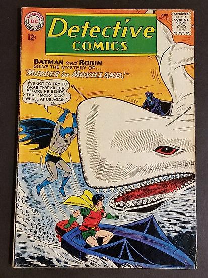 Detective Comics (1937 1st Series) #314 FN-