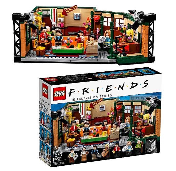 Lego Idea Building Toy Friends Central Perk 21319