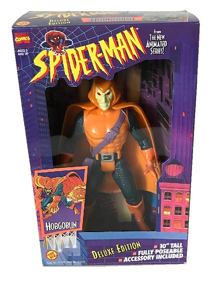 1994 Marvel Comics X-Men 10 inch Hobgoblin By Toy Biz.
