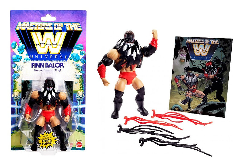 WWE Masters of the Universe Finn Balor Action Figure [Exclusive]