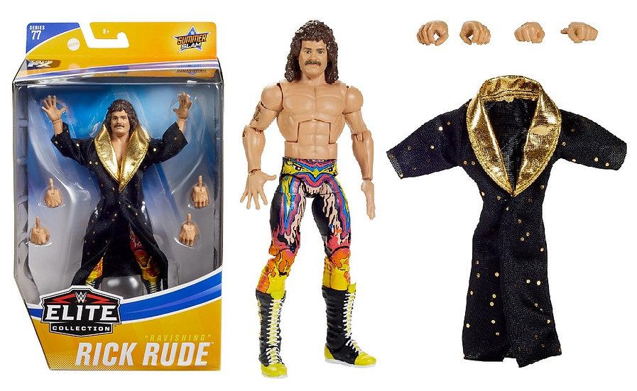 WWE Elite Collection Summer Slam Series 77 Ravishing Rock Rude Wrestling Figure