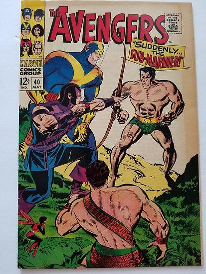 Avengers 40 FN/VF