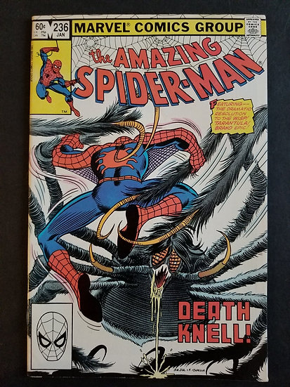 Amazing Spider-Man 236 VF/NM