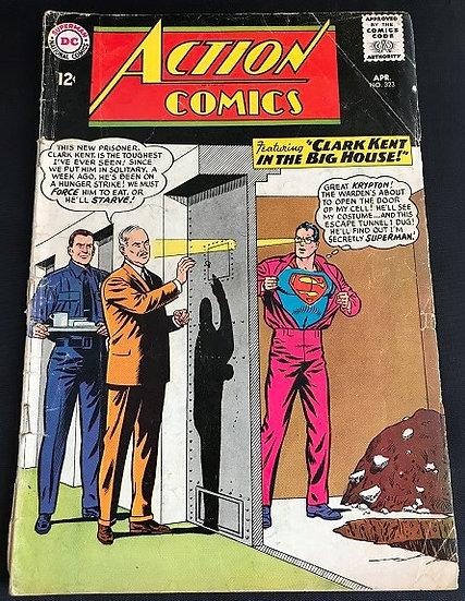 Action Comics #323 GD+