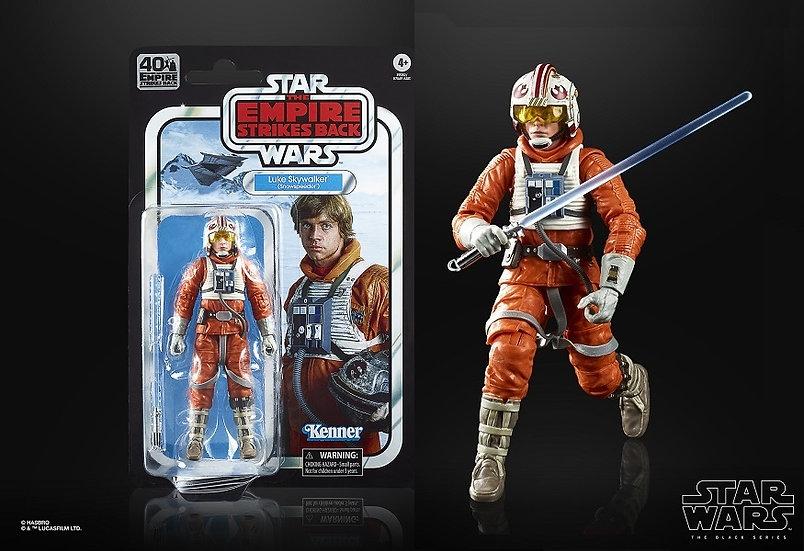 Star Wars The Black Series Luke Skywalker [Snowspeeder] Action Figure