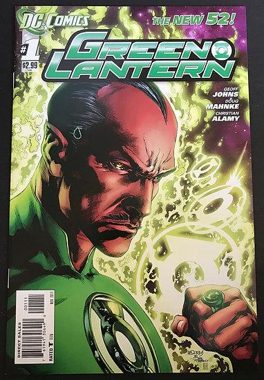 Green Lantern (4th Series DC) #1 NM