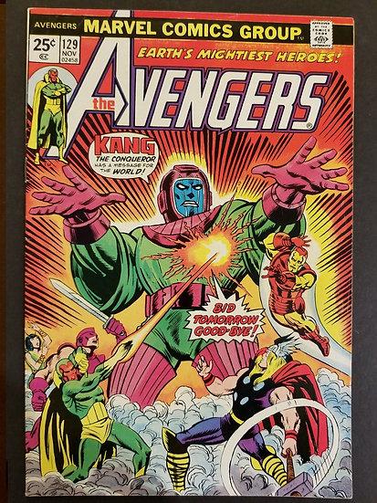 Avengers (Marvel ) #129 VF-