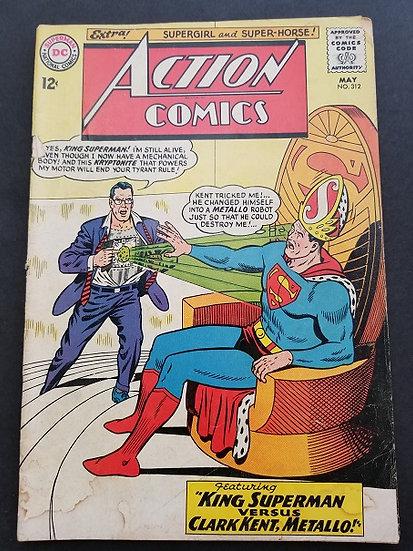 Action Comics #312 VG-
