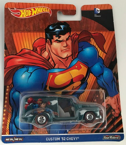 Hot Wheels DC Comics Custom '52 Chevy