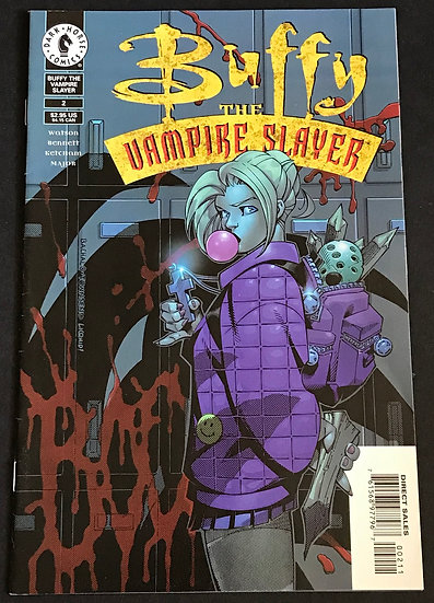 Buffy the Vampire Slayer (Dark Horse) #2 FN+