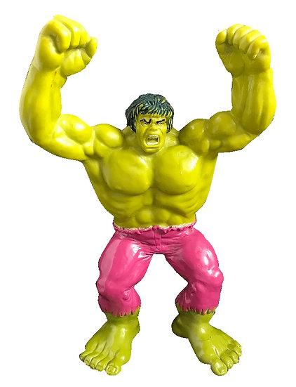 1978 Vintage Fun Stuff Incredible Hulk Rage Cage Loose [No Shirt]