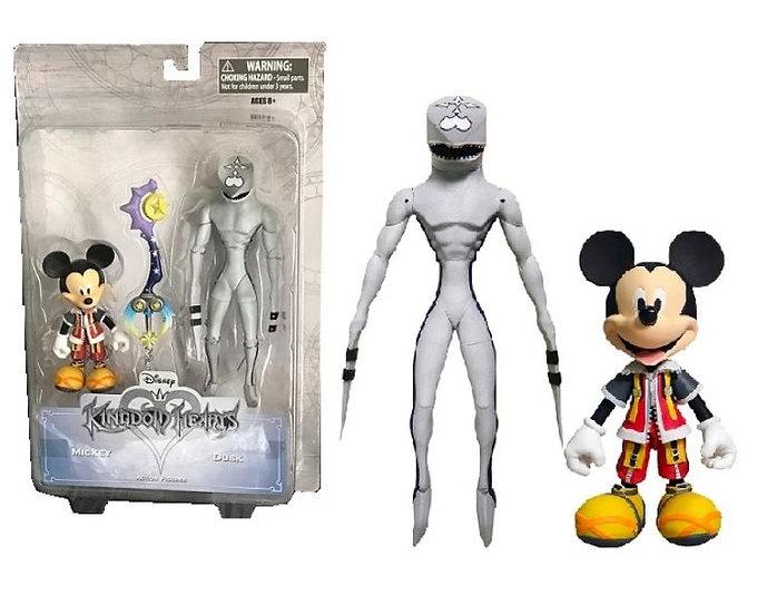 Disney Kingdom Hearts  Mickey , Dusk Action FIgures