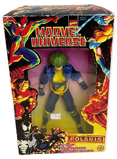 1997 Marvel Universe 10 inch Polaris By Toy Biz.