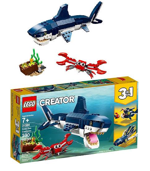 Lego Creator 3 in 1 Deep Sea Creatures 31088 Sea Animal