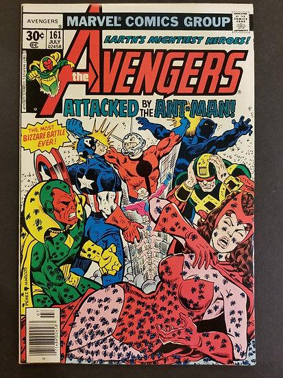 Avengers (Marvel ) #161 NM-