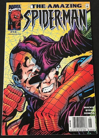 Amazing Spider-Man (Marvel) #18 NM [Newsstand]