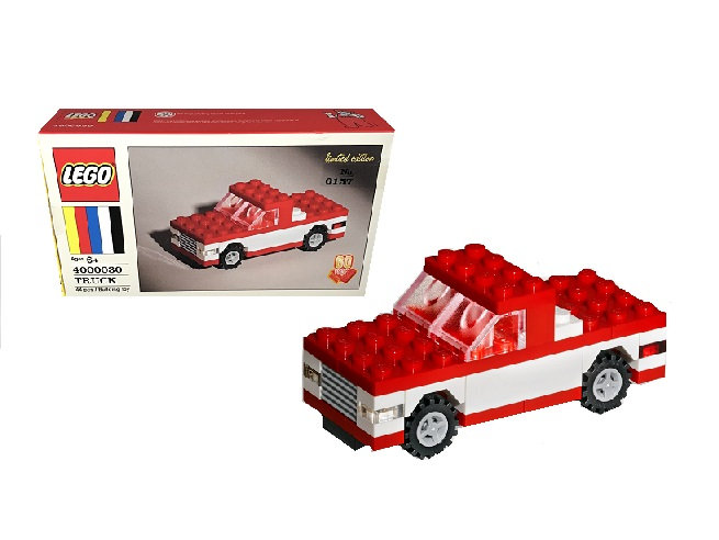Lego System Limited Edition Sets Truck 4000030