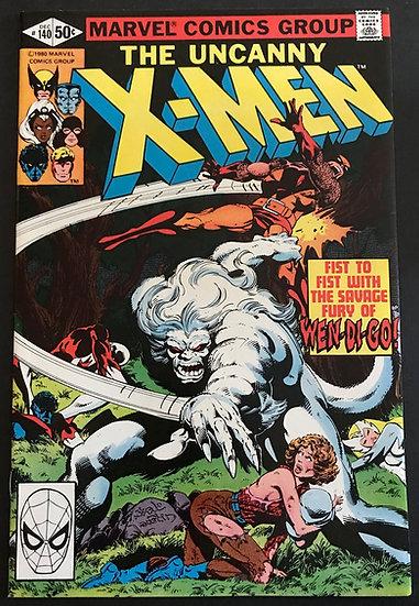 X-Men (1963 1st Series) #140 NM