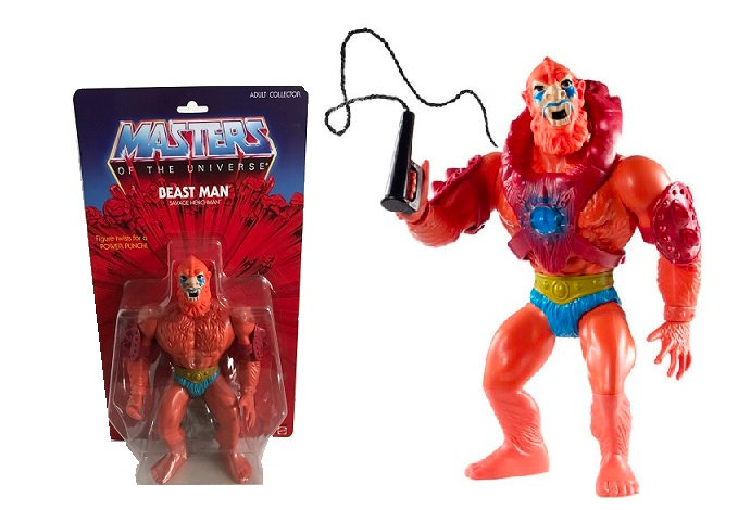 Masters Of The Universe Beast Man Savage Henchman Twists For A Power Punch