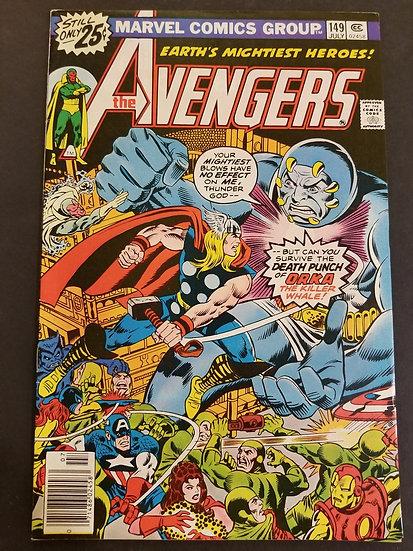 Avengers 149 VF
