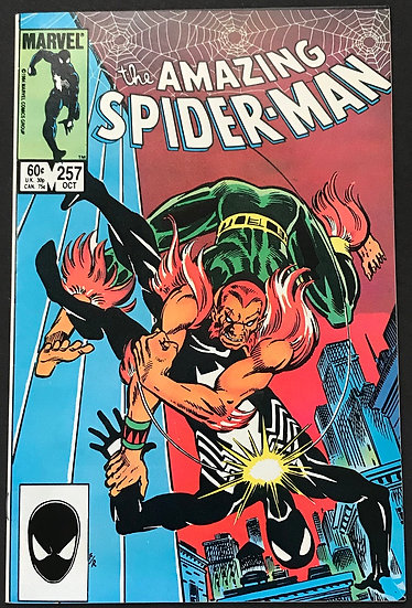 Amazing Spider-Man (Marvel) #257 VF