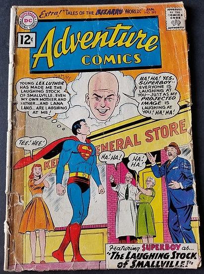 Adventure Comics (1938 1st Series) #292 GD+