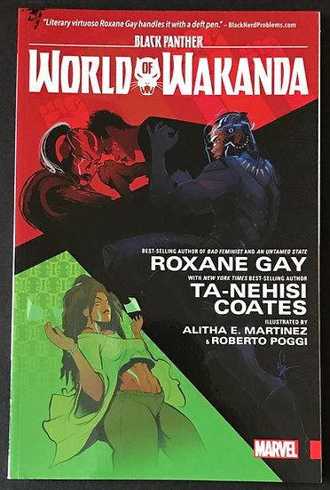 Black Panther World of Wakanda (Marvel) #1 [Collected Edition]