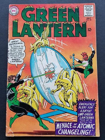 Green Lantern (1960-1988 1st Series DC) #38 VG