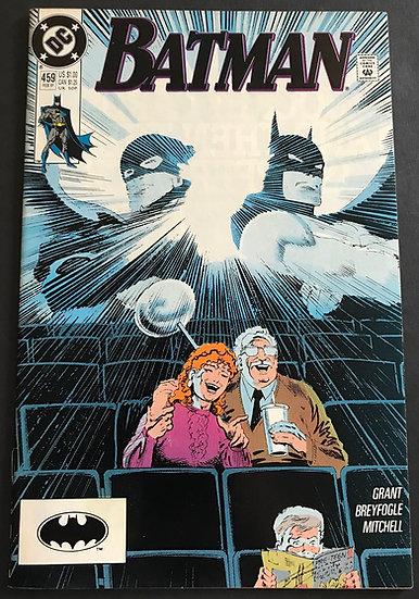 Batman (1940) #459 NM