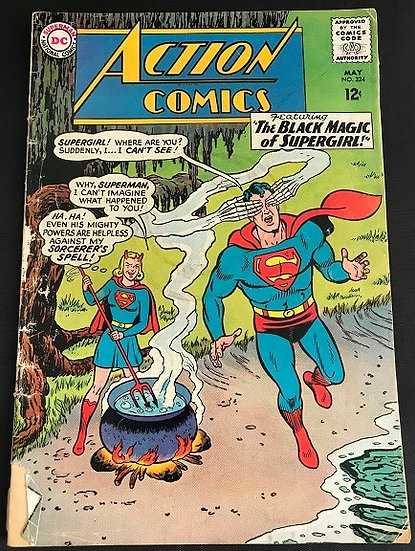 Action Comics #324 GD