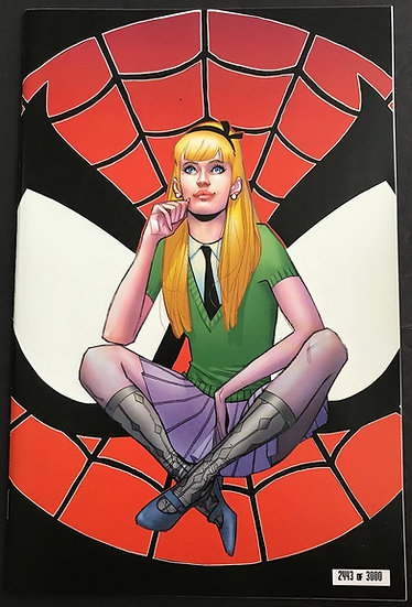 Gwen Stacy (2020 Marvel) #1 NM [C2E2 Variant Exclusive]