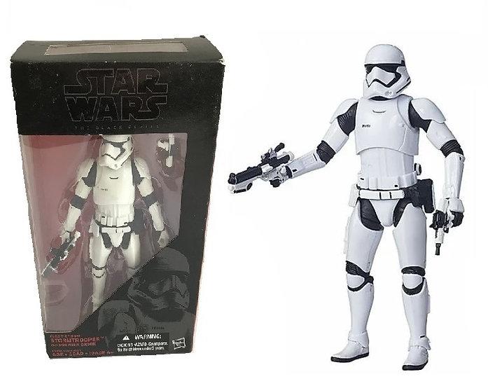 Star Wars The Black Series 04 First Order Stormtrooper