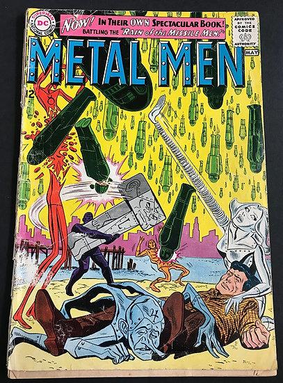 Metal Men (1963 1st Series) #1 FR/GD