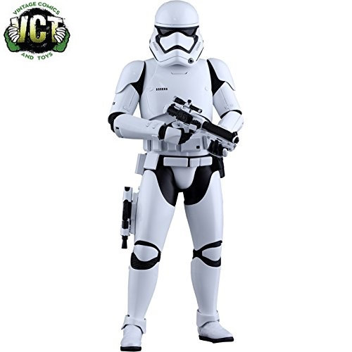 Starwars The Black Series First Order Stormtrooper
