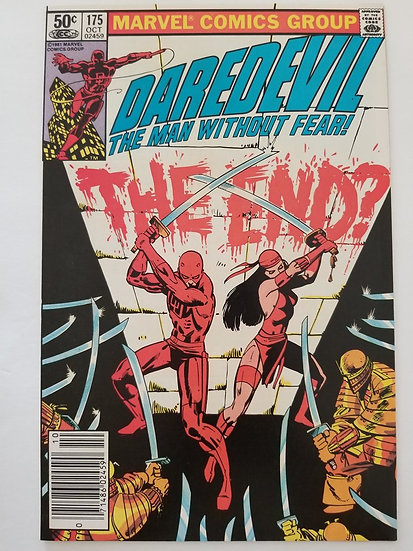 Daredevil (1964 1st Series) #175 NM
