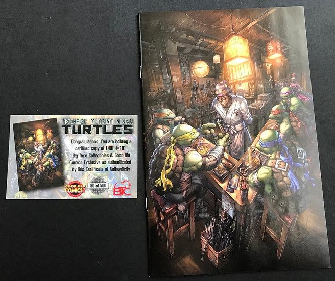 Teenage Mutant Ninja Turtles (2019) #101  NM [80 Of 500]