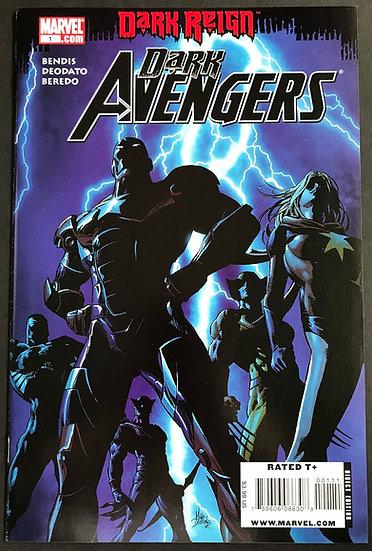 Dark Avengers (2009 Marvel) #1A NM-