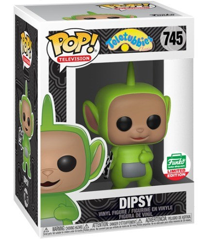Funko Pop Teletubbies Classic Dipsy 745 Funko Limited Edition