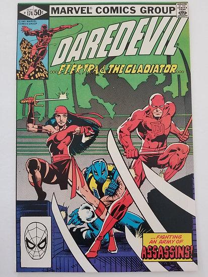Daredevil (1964 1st Series) #174 NM-