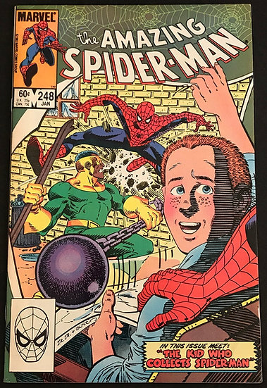 Amazing Spider-Man (Marvel) #248 VF+