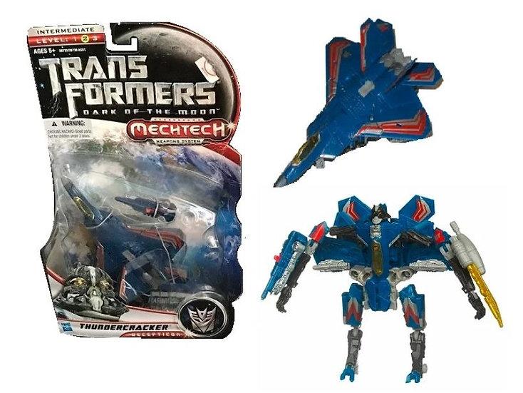 Transformers Dark Of The Moon Mechtech Weapon System - Thundercracker Decepticon