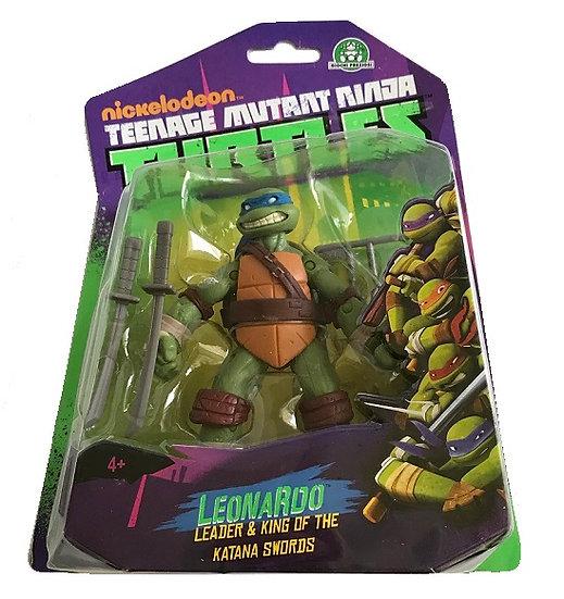 2013 Teenage Mutant Ninja Turtles Leonardo Action Figure