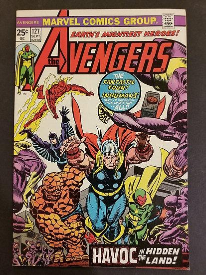 Avengers (Marvel ) #127 VF-