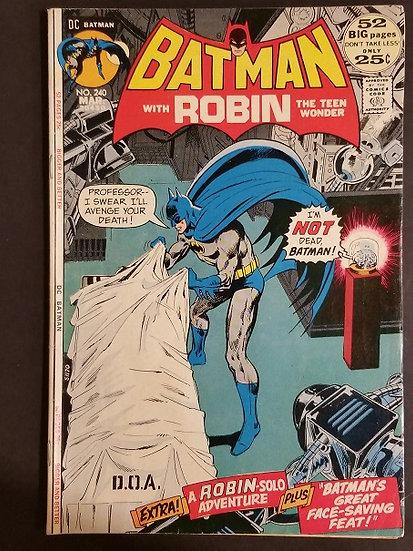 Batman (1940) #240 VF-
