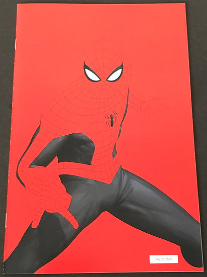 Amazing Spider-Man The Sins of Norman Osborn #1 NM [Christopher Variant]