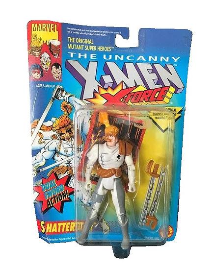1992 The Original Mutant Super Heroes The Unicanny X-men X-force Shatterstar