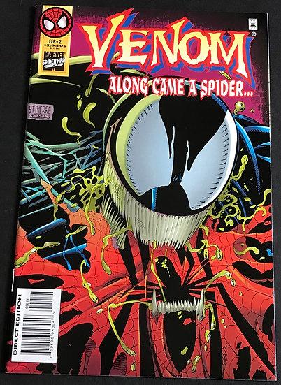 Venom Along Came a Spider (Marvel) #2 NM