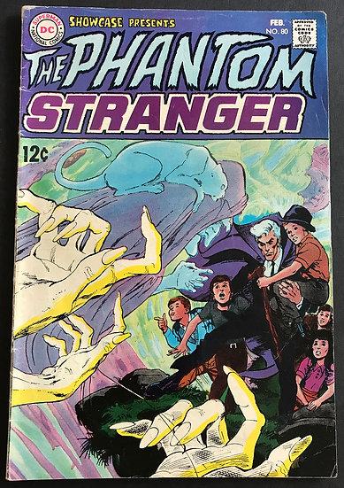 Showcase (1956-1978) #80 FN- [1st Phantom Stranger]