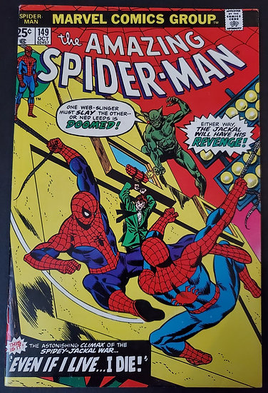 Amazing Spider-Man 149 VF/NM 1st Appearance of the Spider Clone